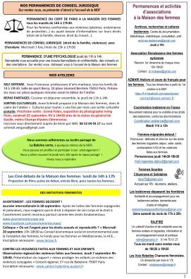 agenda MDF septembre 2017-2