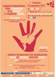 V2 Affiche 25 novembre + expo & collecte